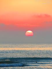 L'ALBA DI UN NUOVO GIORNO EXPLORE  Oct. 5 #238 (piera.seghetti) Tags: sunrise alba mare sole benedetto san del tronto
