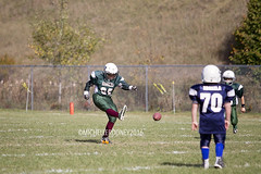 IMG_2451eFB (Kiwibrit - *Michelle*) Tags: pee wee football winthrop monmouth boys team game 101516 play