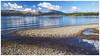 Milarrochy, Loch Lomond (Gordon_Farquhar) Tags: milarrochy loch lomond scotland bay water sky mountains clouds beautiful scenic balmaha rowardennan ben scottish national park