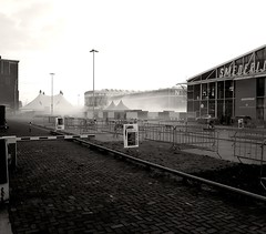 Amsterdam NDSM (puliMexNed) Tags: amsterdam ade bnw blackwhite blackandwhitephotography blacoynegro ndsmwerf ndsm ijhallen
