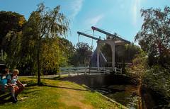 10-Draw Bridge at Zuiderwoude  25Sep16 (1 of 1) (md2399photos) Tags: broekinwaterland hollandholiday25sep16 irenehoevetouristshop monnickendam