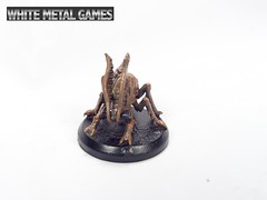 Reaper Rust Monster (whitemetalgames.com) Tags: reaper demons devils bones spider colossal arachnid orcus demon lord undeath ice devil gelgulon displacer beast rust stalker dd pathfinder generic fantasy models wmg white metal games raleigh nc commisson painting studio hobby