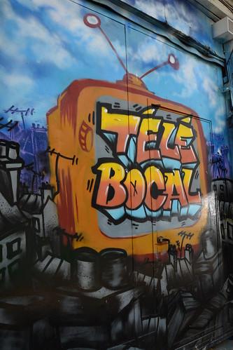 Télé Bocal - Belleville