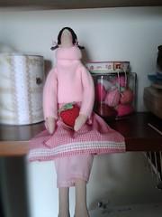 20140307_133734 (Solange Gil (Panos e Paninhos)) Tags: doll bonecas dolls patchwork tilda tecido tildas