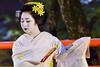 (Tamayura) Tags: nov autumn japan nikon kyoto maiko kansai d800 2014 kamishichiken kitanotenmangū 70200mmf28gvrii 201411151703240