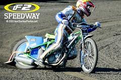 024 - Aidan Collins on the Kawasaki at Buxton
