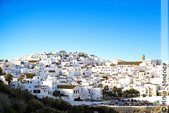 Landscape of a white town, Vejer de la Frontera in Andalusia, Spain. (Kiko Jimnez) Tags: city travel houses urban white house classic tourism architecture facade rural outdoors town spain ancient europe mediterranean day exterior village traditional famous sightseeing landmark spanish cadiz destination historical typical andalusia townscape residential touristic costadelaluz vejer puebloblanco