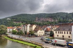 "Heidelberg on a cloudy day • <a style=""font-size:0.8em;"" href=""http://www.flickr.com/photos/45090765@N05/15966302246/"" target=""_blank"">View on Flickr</a>"