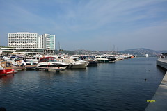 Boats in Tarabya 1 (aswaqbilaqa) Tags: sea turkey boats hotel marmara tarabya