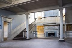 Peekaboo12 (DanG.UE) Tags: abandoned stairs urbandecay urbanexploration mansion urbanexploring urbex