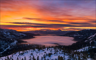 Donner Lake Sunrise