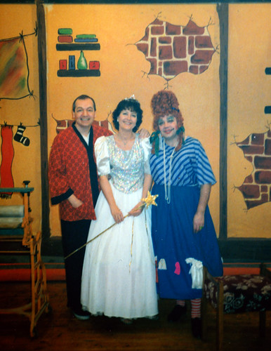 2000 Aladdin 30 (from left Roy Ritchie, Gill Travis, Ross Crowe)