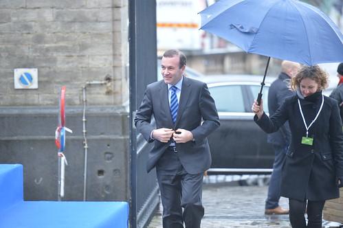 party people european politics parliament summit epp weber manfred euco