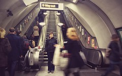 The Day We Caught The Train (Su--May) Tags: underground claphamcommontubestation london2015