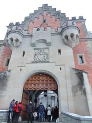 DSCF8427 (ferenc.puskas81) Tags: alps castle alpes germany bayern bavaria europa europe january fujifilm chateau neuschwanstein schloss ludwig alpi castello allemagne germania gennaio baviera schwangau 2015