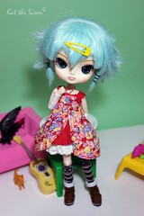 Presentando a Sinon (Kat the Siren) Tags: doll dolls dal pullip mueca sinon katsfamily rotchan dollcollector dollpullip dalrotchan katthesiren