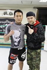 IMG_4765 (MAZA FIGHT) Tags: japan tudo tokyo fight team mixed fighter martial arts deep cage vale nippon yokohama giappone hostile yokosuka maza mma shooto pancrase zst grachan mazafight