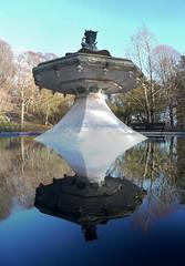 Seaton Park Fountain (chdphd) Tags: fountain aberdeenshire aberdeen seatonpark