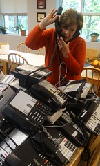 susan holcomb aca phones (zen) Tags: susan aca phones holcomb onhold zensutherland 20130531
