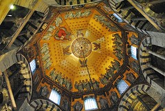 The Aachen Cathedral, Aachen, Germany (tourismlandscapes) Tags: world trip travel england italy sculpture heritage tourism church architecture germany religious austria golden landscapes site mural infant shrine hungary tour cathedral roman sweden painted jesus charlemagne mosaics chapel palace medieval stjohn architectural unesco holy german aachen sarcophagus imperial baptist historical vault marble shape odo virginmary remains middleages pilgrimage pulpit scepter relics byzantine throne emperor pilgrim metz masterpiece ravenna palatine beheading parian gospels carolingian altarpiece sanvitale swaddlingclothes octagonal ambulatory aachencathedral frederickbarbarossa karldergrosse lioncloth ottoiii pldest