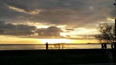 Atardecer en Mallorca (celicom) Tags: atardecer mar playa mallorca palma isla