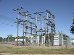 Otter Tail Power - Underwood, ND (NDLineGeek) Tags: 4160v 41600v otp