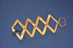 Brass concertina corkscrew (stevelamb007) Tags: nikon telephoto nikkor brass corkscrew concertina 18200mm d90 stevelamb