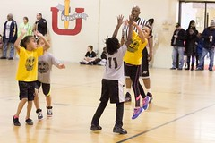 Girls Basketball Game Double Header GRPS Montessori Union High March 07, 2015 22 (stevendepolo) Tags: girls game basketball youth high union grand rapids montessori grps
