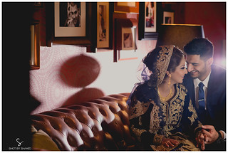 Asian wedding couple | Marriott Gateshead