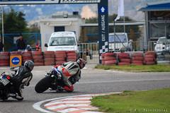 TrackDay - Megara track (Athens) (mavroko) Tags: racetrack moto superbike trackday supersport megara