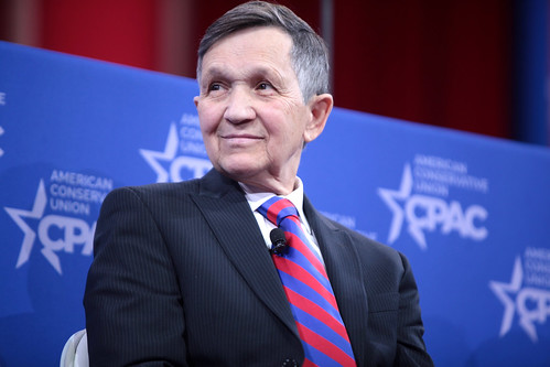 From flickr.com: Dennis Kucinich {MID-228705}