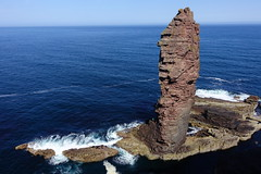 The Old Man of Stoer (andy.brown) Tags: scotland rockclimbing stoer