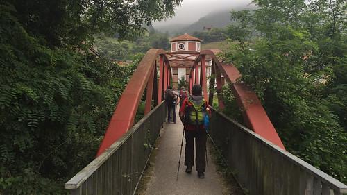 Camiño de San Salvador. Bendueños - Mieres