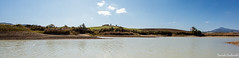 Val d'Orcia - una sorpresa inattesa (carbonelli93) Tags: lake lago val loch pienza toscana rosso dorcia orcia
