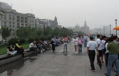The Bund (Shanghai, China) (courthouselover) Tags: china  peoplesrepublicofchina  shanghaishi  shanghai  thebund  huangpudistrict huangpu
