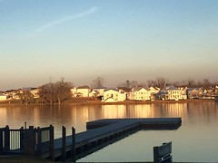 The Best Way to Start or End Your Day (The Waters AL) Tags: road county new homes sunset lake sunrise river real al estate alabama cameron waters pike region 36064