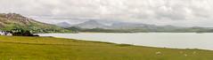 Strath Bay (Mac ind Óg) Tags: loch strathbay summer corbett scotland landscape mountain lochgairloch graham gairloch walking strath panorama westerross holiday munro marilyn