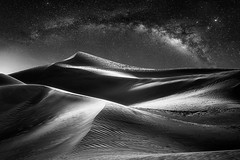myWorld - VII (Waheed Akhtar Photography) Tags: milkyway milkywayphotography desert dunes abudhabi uae exploreuae longexposure longexposurephotography light shadows dark darkness patterns astrophotography astro astronomy galaxy space travel waheedakhtar canon canon6d