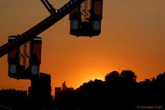 Coucher de soleil (veronique.gropl) Tags: 600d canon paris tuileries coucher de soleil france