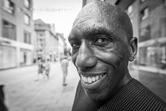 "#34 ""What the hell are you doing on this planet?"" (Hendrik Lohmann) Tags: street streetphotography streetportrait strassenfotografie strase strasenportait people portrait menschen gesichter geschichten dsseldorf df nikon"
