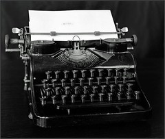(Yuriy Sanin) Tags: yuriy sanin tachihara largeformat blackandwhite typewriter paper 4x5 acros fuji fujinonsf56180       theend