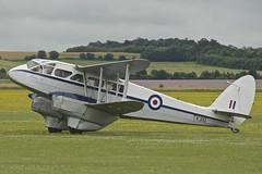 De Havilland DH 89A Dragon Rapide, TX310, Nettie, Flying Legends 2016 (Peter Cook UK) Tags: show de flying dragon air airshow dh legends duxford rapide 2016 89a havilland tx310