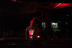 outdoor cocktail bar (RadarOReilly) Tags: nacht night iserlohn nrw germany strase street strasenfotografie streetphotography
