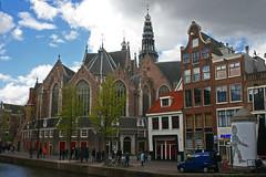 Old Kerk , Amsterdam (rons_studio) Tags: netherlands amsterdam oudekerk