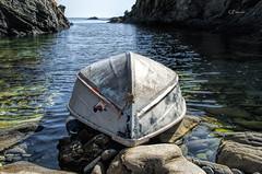 relitti (Giacomo Pasca) Tags: barca mare acqua relitto scogli