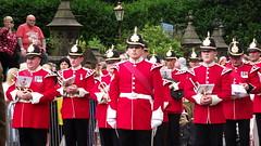 Duke of Lancasters Regiment (mrrobertwade (wadey)) Tags: wadey wadeyphotos mrrobertwade rossendale robertwade haslingden lancashire milltown soldiers smart salute granville morris mayor rbc band