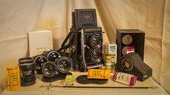 Going Bigger (David Uthe) Tags: 120mm 120film medium format vintage mamiya c330 film