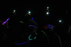 Much Glow (iamdeertail) Tags: night glow light lights concert fuge people person