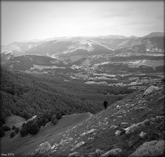 tranquility (t'ma) Tags: mountainsnaps montagna mountains analogmountainsnaps abruzzo analog rodinal superpan200 kiev88