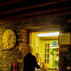 waitress - pass the time (dingerd11) Tags: time passthetime flickrfriday